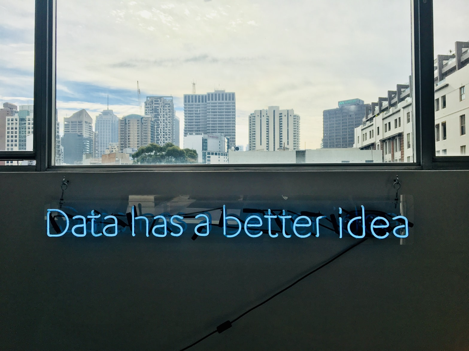 Data makes it better